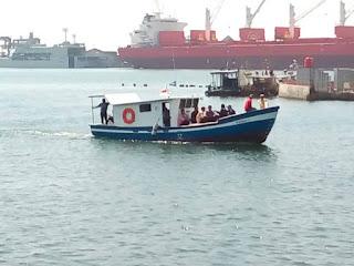 Prosedur Pengisian BBM di atas Kapal perikanan