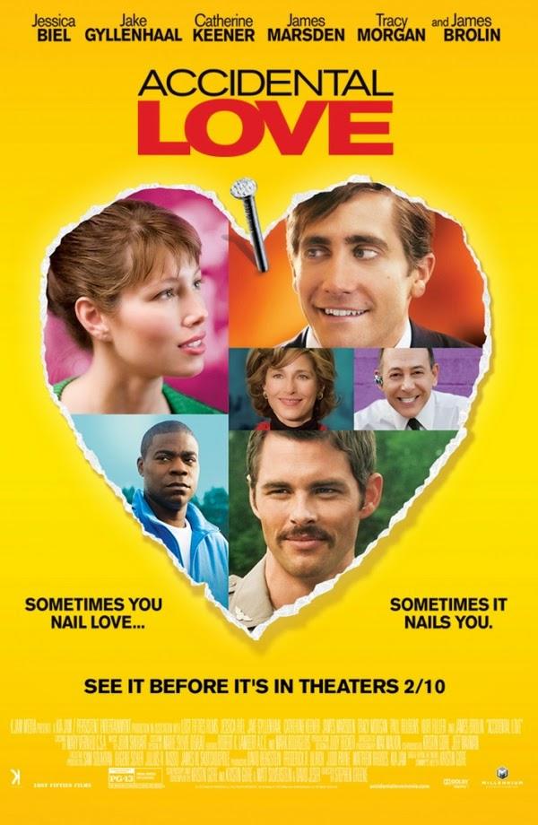 Accidental Love (2015) ταινιες online seires oipeirates greek subs