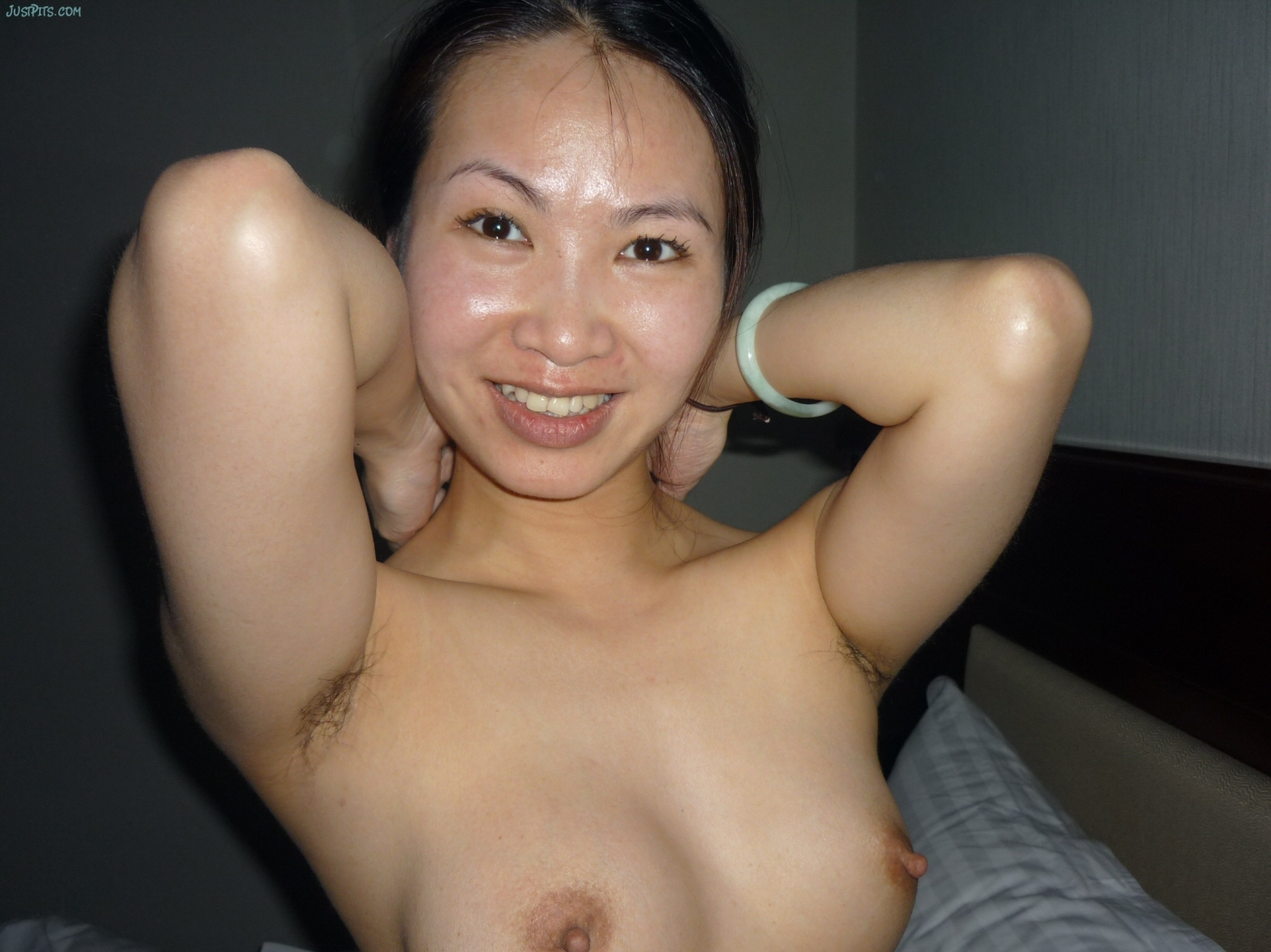Chinese women flood social media with hairy underarm selfies