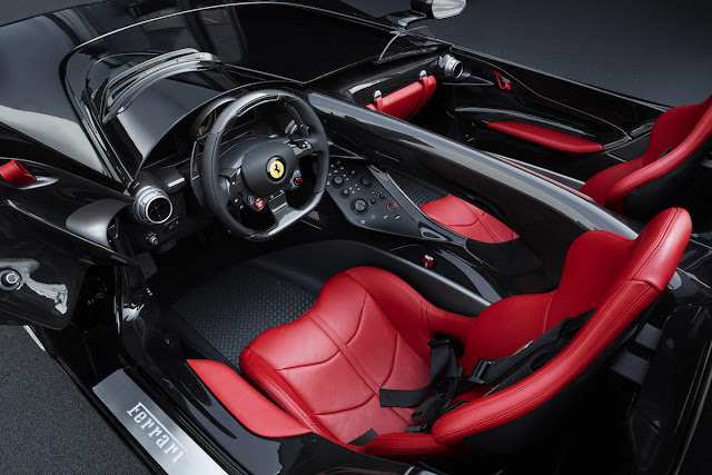 フェラーリの新型車「モンツァSP2」が2018年の「最も美しいスーパーカー」に選ばれる!