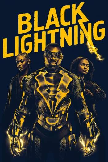 Raio Negro (Black Lightning) 1ª Temporada