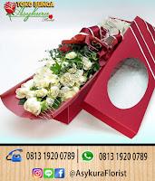 Toko Bunga Cikarang, Florist Cikarang, Toko Bunga di Cikarang Toko Rangkaian Bunga Rose In Boxs di Cikarang