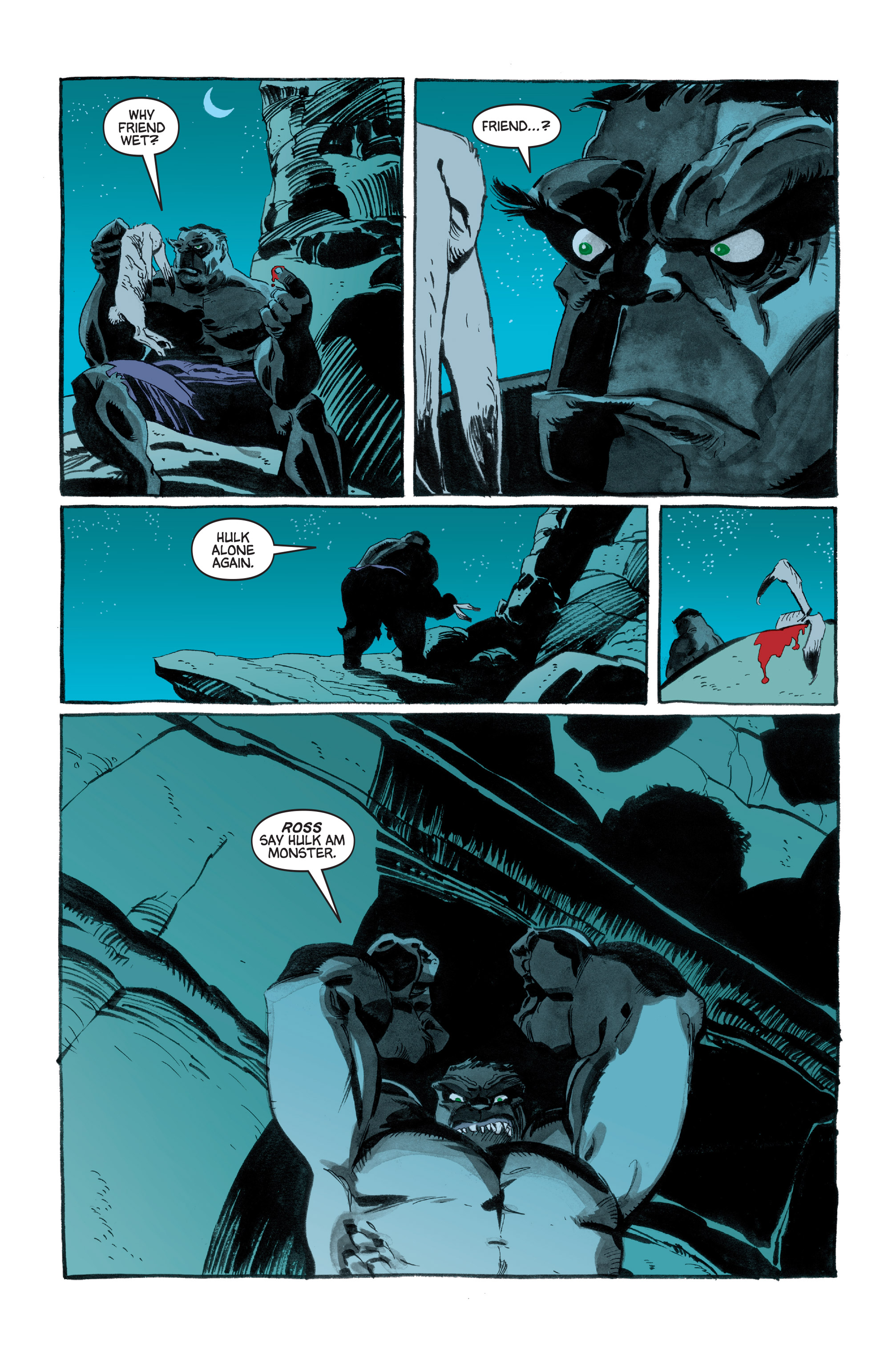 Read online Hulk: Gray comic -  Issue #3 - 6