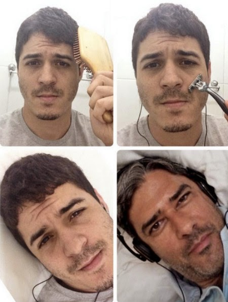 #MakeUpTransformation  william boner