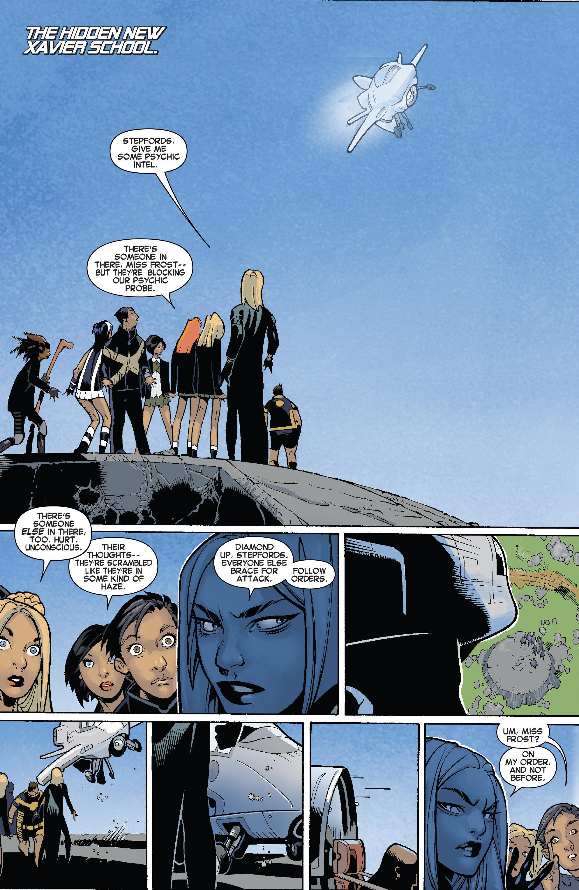 Read online Uncanny X-Men (2013) comic -  Issue #22 - 3
