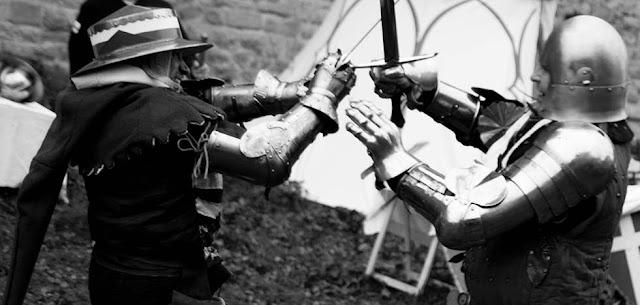 Carcassone espectáculo medieval