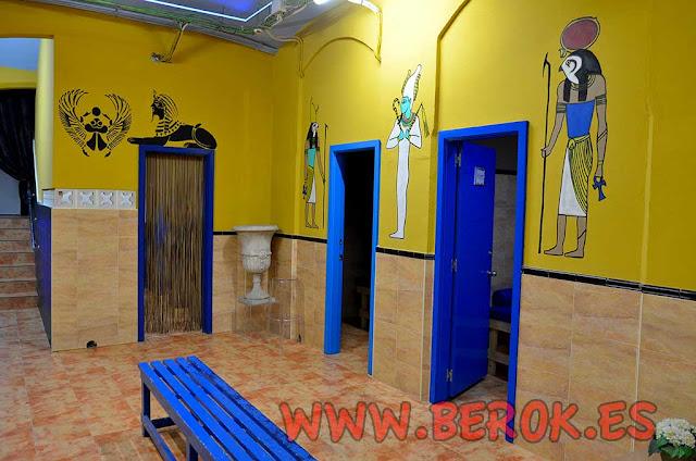 Murales decorativos egipcios Barcelona