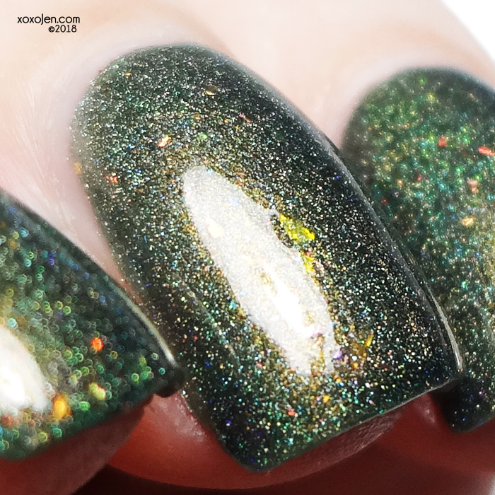 xoxoJen's swatch of Supernatural Curse Your Sudden But Inevitable Betrayal!