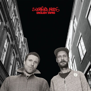 Sleaford Mods - English Tapas (2017) - Album Download, Itunes Cover, Official Cover, Album CD Cover Art, Tracklist