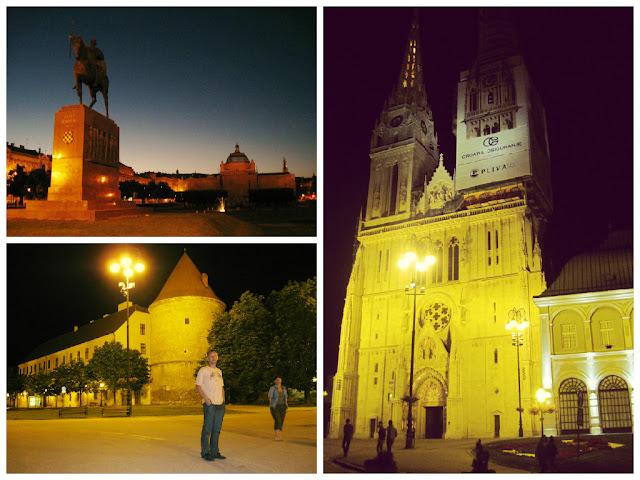 Вечерний Загреб