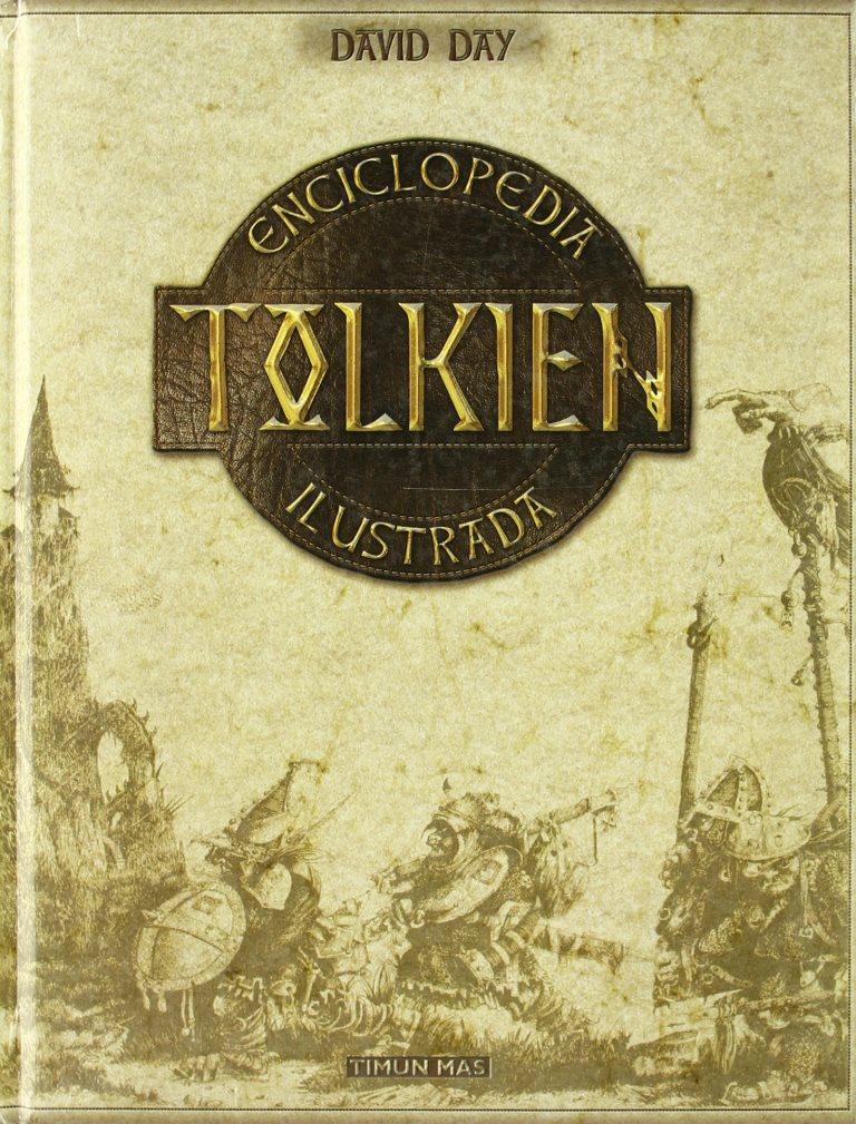 Tolkien. Enciclopedia ilustrada – David Day