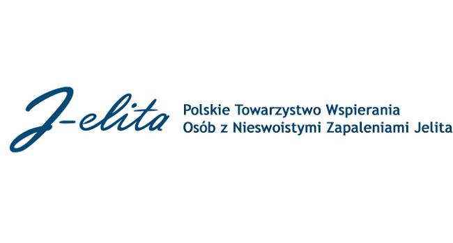 Polskie Towarzystwo Wspierania Osób z Nieswoistymi Zapaleniami Jelita - logo