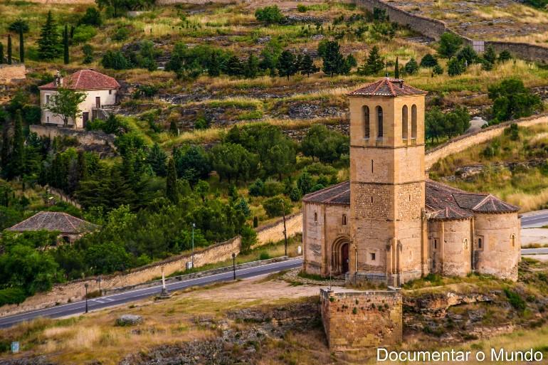 Iglesia de la Vera Cruz; Segóvia