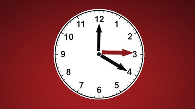 Ekim Ayında Saatler Geri Alınacak
