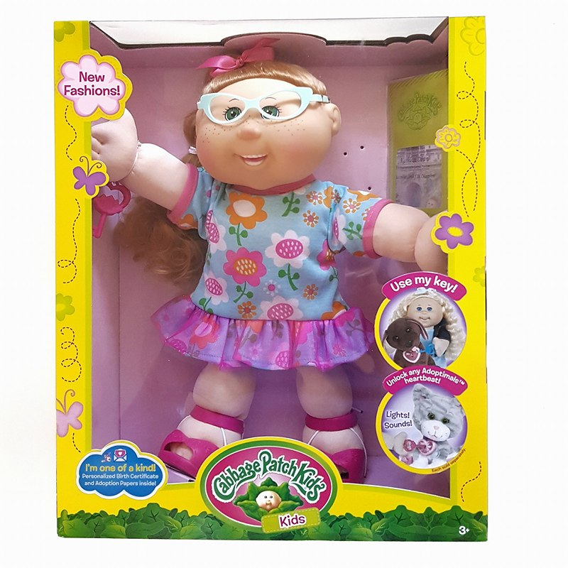 Toy-addict. Com: cabbage patch kids 1987.
