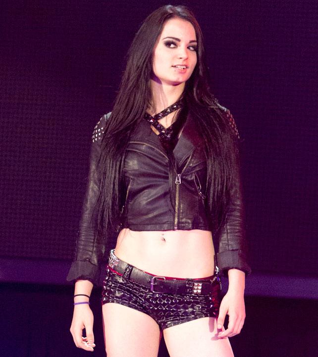 Paige Nxt Bikini Rytir