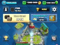 Download Clash Royale Private Server (Bisa battle)