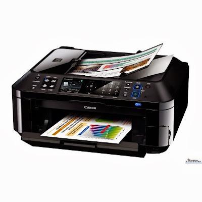 download Canon PIXMA MX426 Inkjet printer's driver