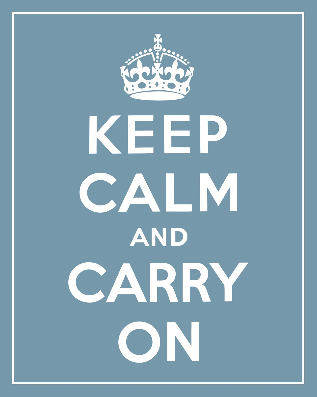 keep calm and carry on experiential hermeneutics