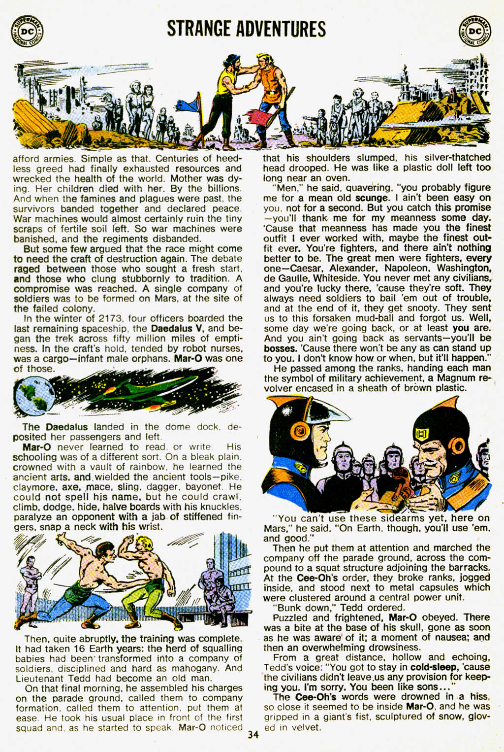 Strange Adventures (1950) issue 227 - Page 35