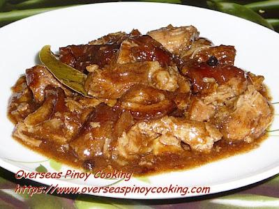 Paksiw na Lechon Recipe