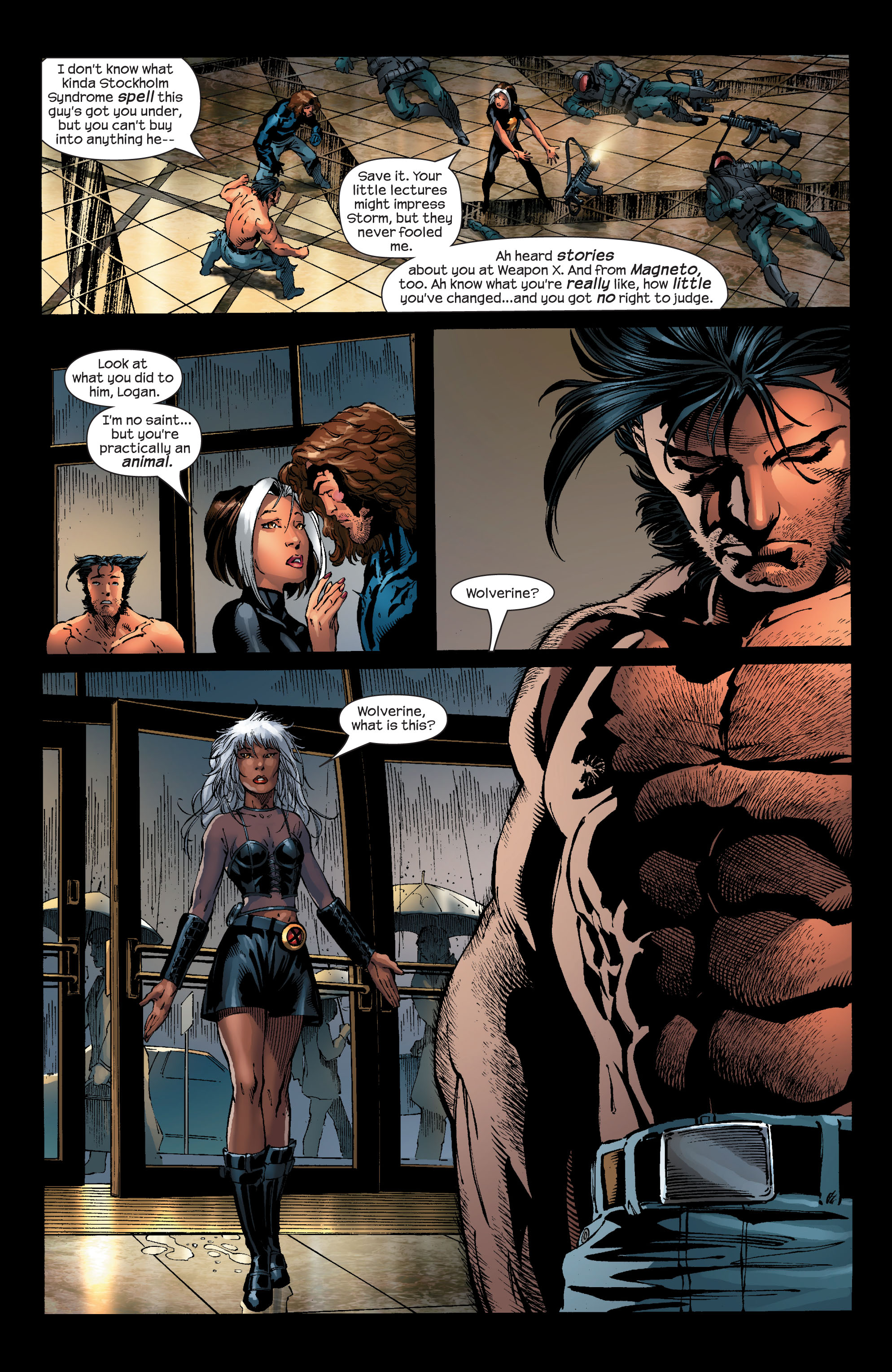 Read online Ultimate X-Men comic -  Issue #53 - 18