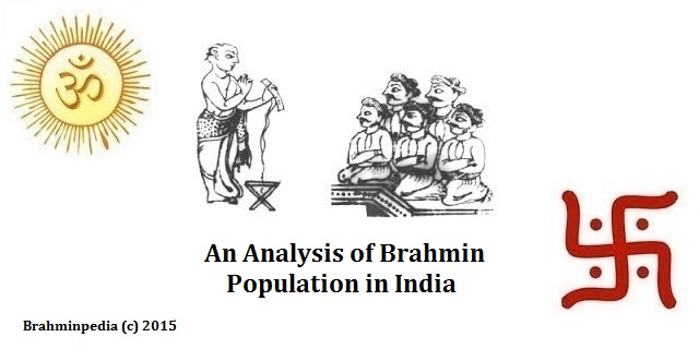 Brahmin population in India - An Analysis