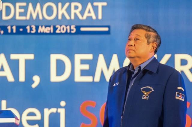 Curhat Lagi! SBY Keluhkan Laporannya Ke Bareskrim Tak Kunjung Diproses