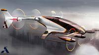 El auto volador fabricado por AirBus se estrenará este año 2017