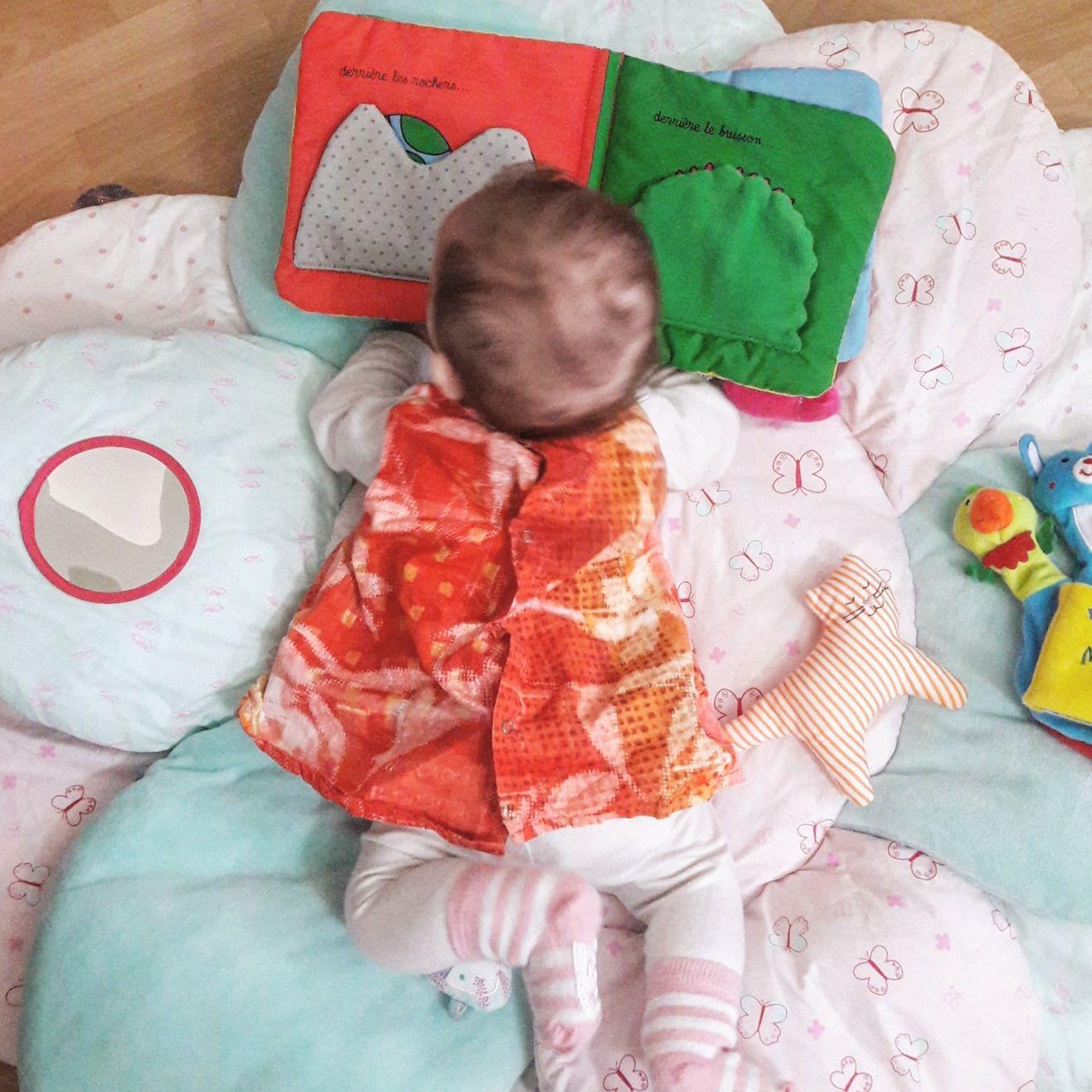 9 livres pour bébés 0-6 mois pour s'amuser et s'éveiller