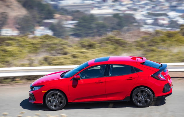 2017 Review Honda Civic Hatchback