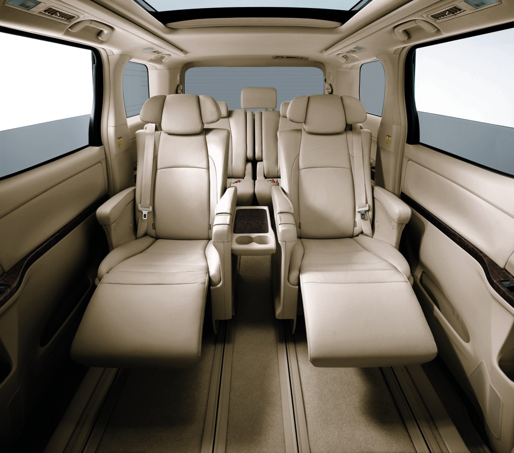 Toyota Sta Rosa >> Toyota Mildly Refreshes Alphard Luxury MPV | Philippine Car News, Car Reviews, Automotive ...