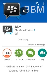 Download Aplikasi Android di Playstore