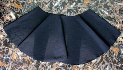DIY COLD SHOULDER TOP - JustPorsh Tutorial on how to make a cold shoulder top