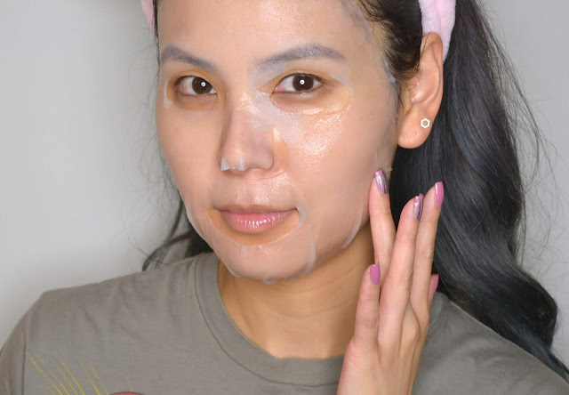 Entia No Filter Moisturizing Mask Review