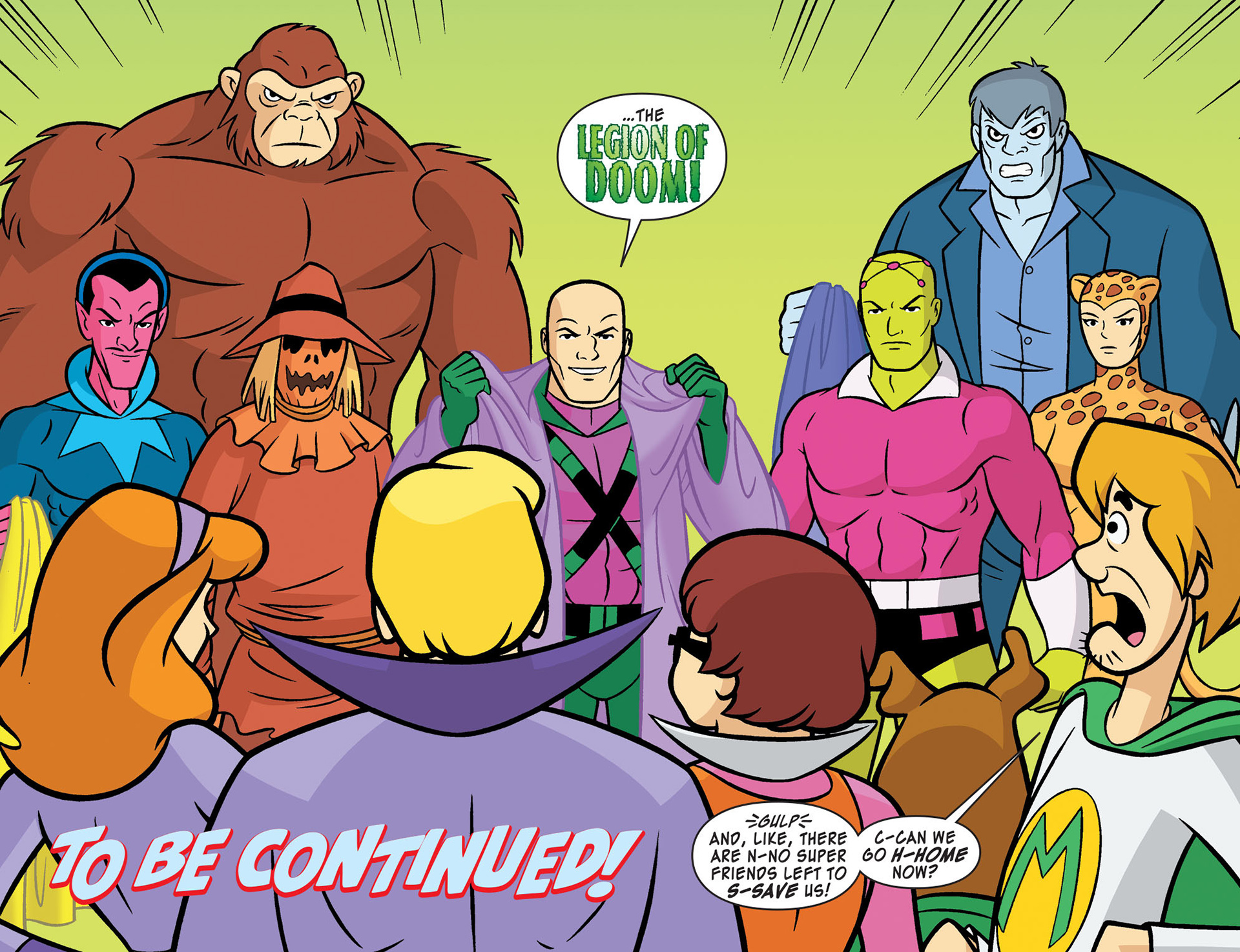 Read online Scooby-Doo! Team-Up comic -  Issue #11 - 22