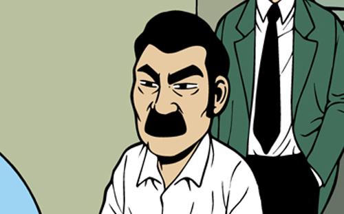 Lee Chul (bộ mới) phần 12: Nghi phạm đặc biệt