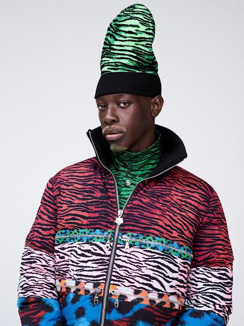 collezione uomo kenzo x h&m kenzo x h&m lancio collezione kenzo h&m modelli collezione kenzo h&m autunno inverno 2016 tendenze moda fashion blog di moda italiani