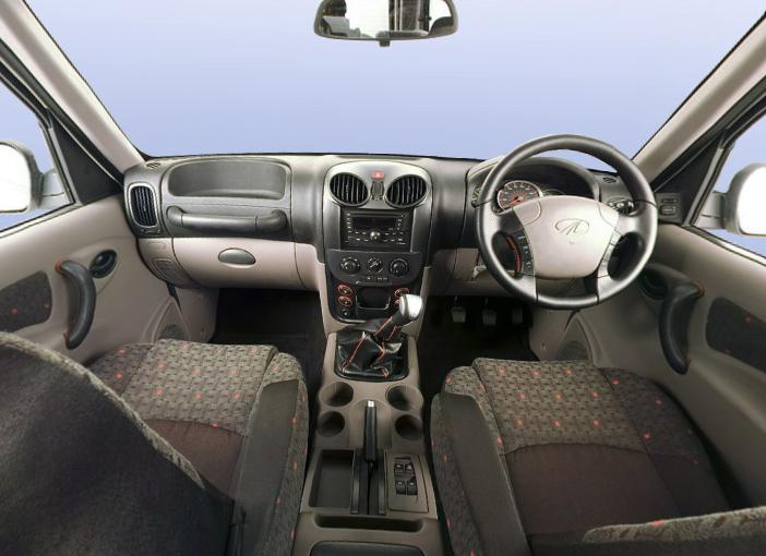 Mahindra Scorpio pickup new 2018 interior