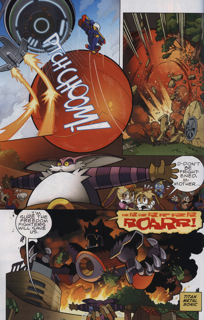 Read online Sonic The Hedgehog comic -  Issue #231 - 10
