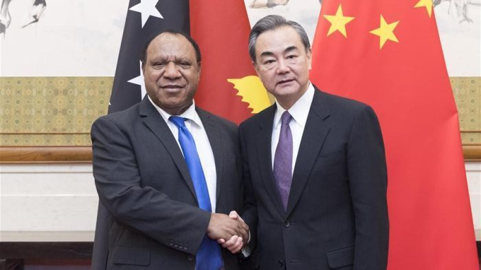 Malum Nalu Papua New Guinea Reportedly Set To Join Chinas Free