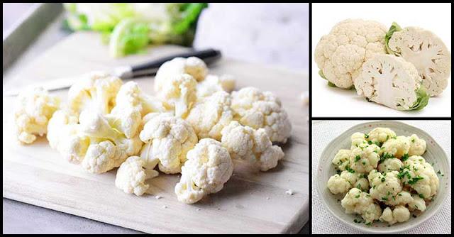 Surprising Ways Cauliflower Helps Our Health