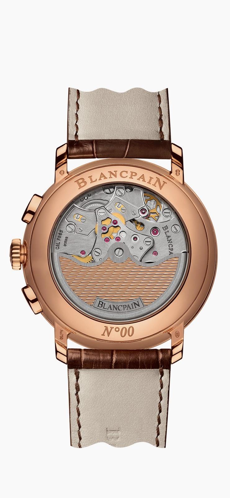 Blancpain Cronógrafo Pulsometro88