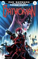 DC Renascimento: Batwoman #6
