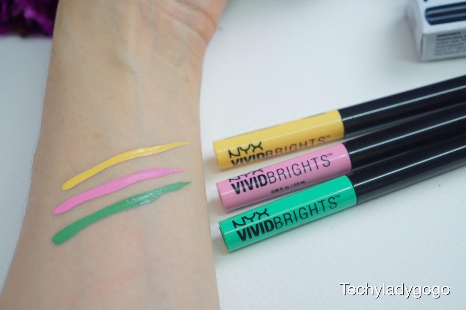 Vivid Brights Eyeliner by NYX Professional Makeup #18