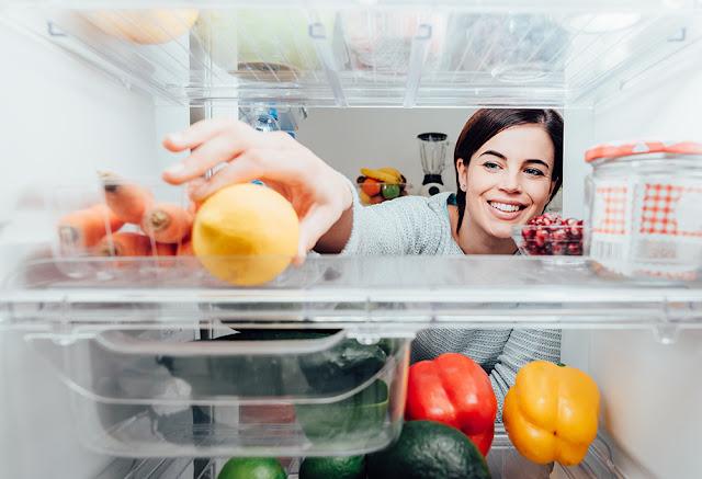 Cum sa-ti organizezi frigiderul