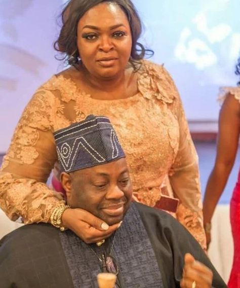Dele Momodu's Wife's Birthday Bash
