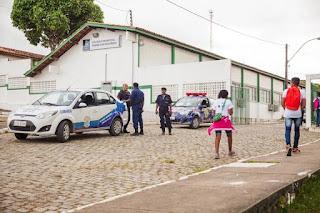 Guarda Municipal intensifica rondas escolares em Simões Filho (BA)