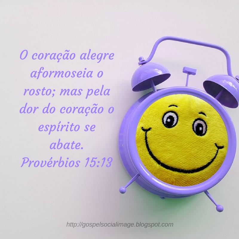 Imagem Com Frases Da Bíblia De Bom Dia Provérbios 1513 Imagens