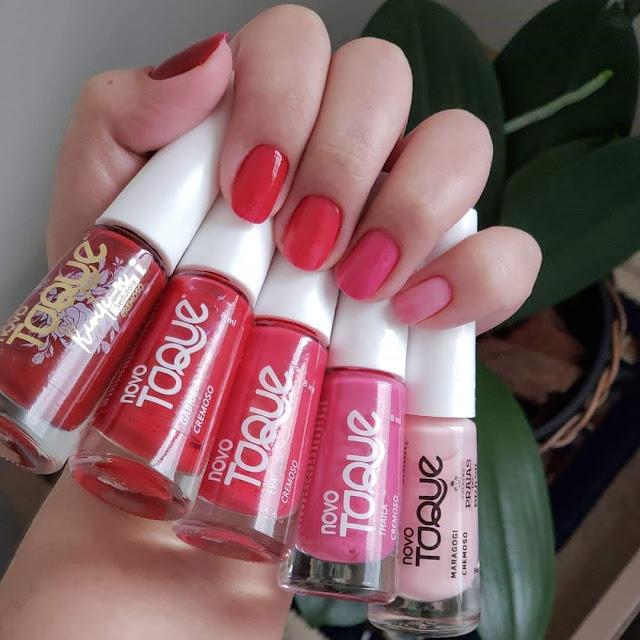 Multicolor Nails